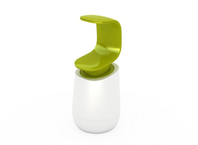 Dispensador pump verde