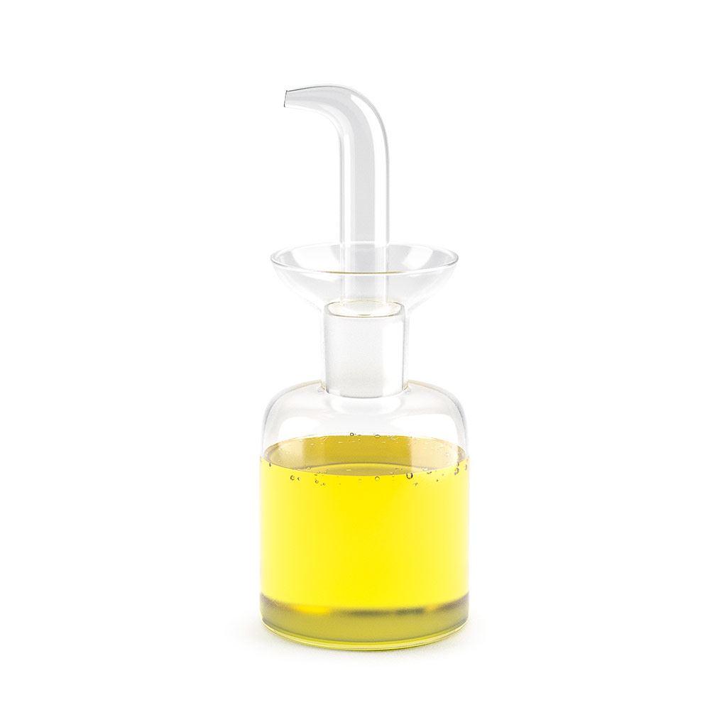 Aceitera 125ml. borosilicato