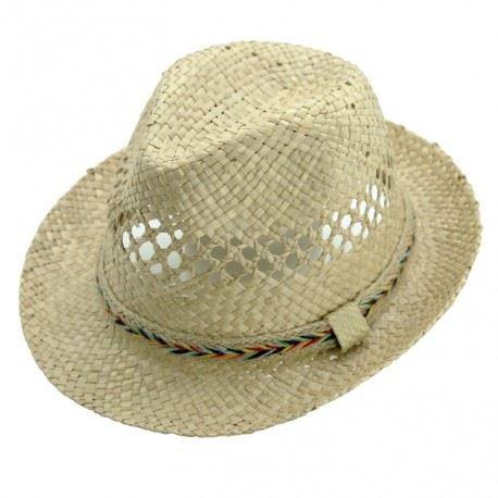 Sombrero cinta yute e01ffac8eb6