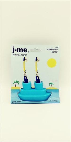 Barco para sujetar cepillos de dientes