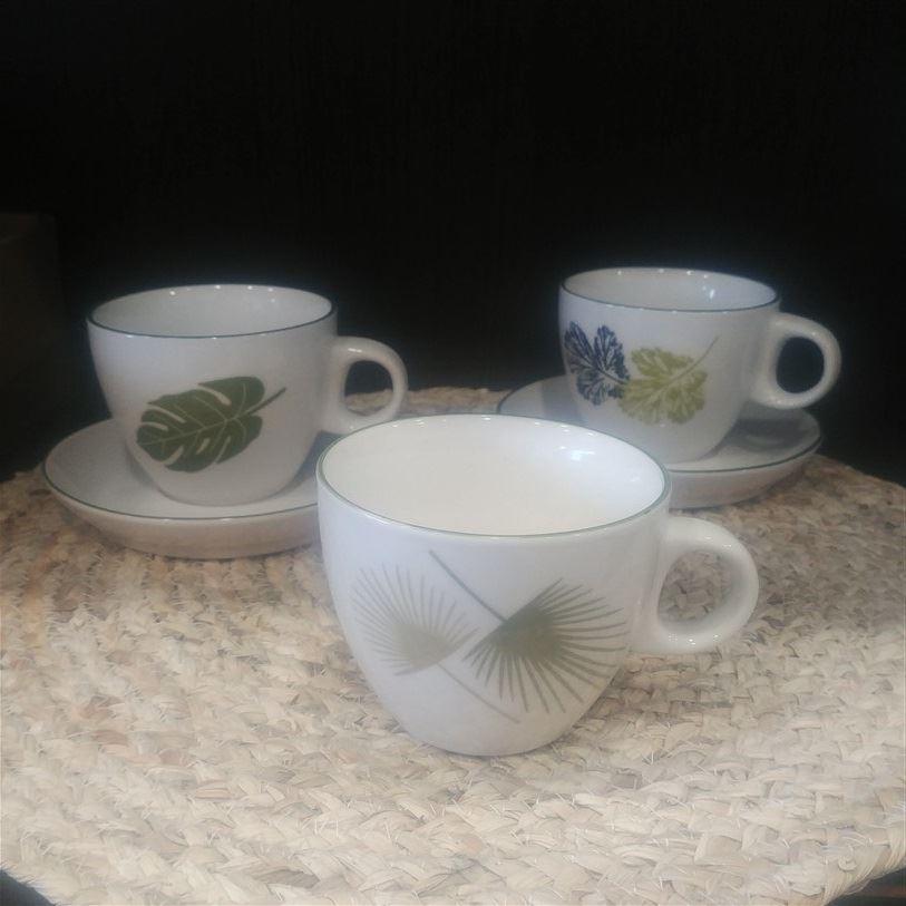 Taza para té o café con leche